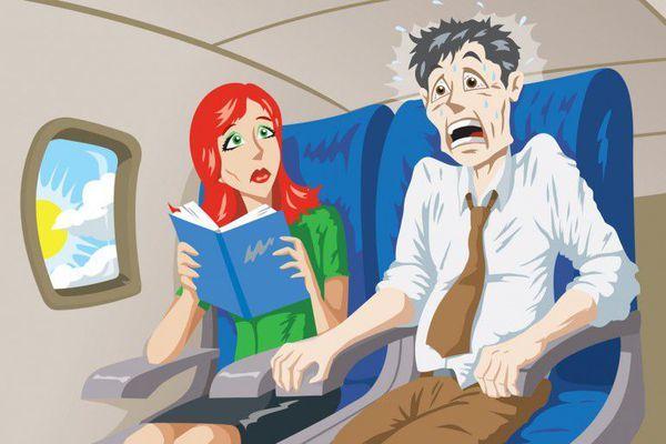 Аэрофобия: 7 факторов риска, 5 симптомов, 10 советов для аэрофобов