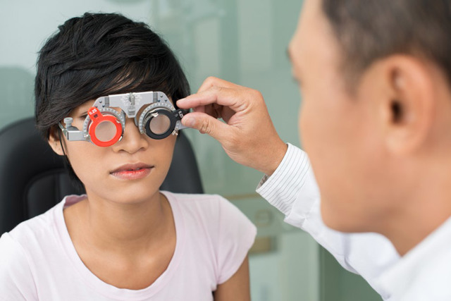 Анизометропия: 3 причины, 9 симптомов, основные методы коррекции