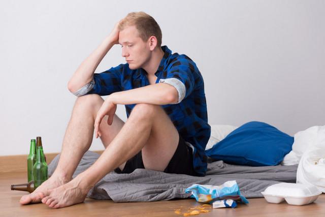 Абстинентный синдром: 4 варианта протекания, 3 комплекса симптомов